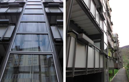 2016: Frische Fassaden für sieben ABG-Häuser